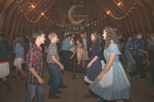 Fall Barn Dance 12 and Up